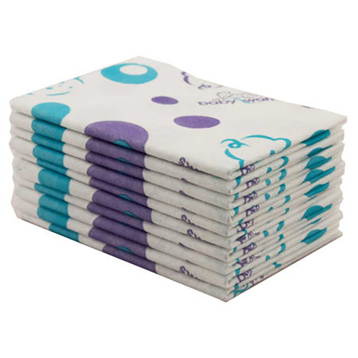 BABY WORKS Disposable Diaper Change Mats