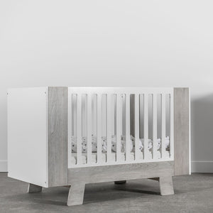 DUTAILIER Pomelo Crib - PinkiBlue