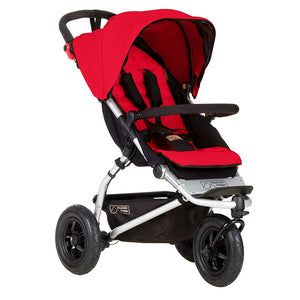 MOUNTAIN BUGGY Swift Stroller - PinkiBlue