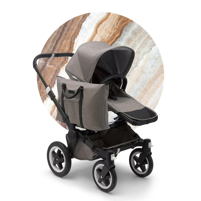 BUGABOO DONKEY 3 MONO Complete Mineral - Black/Taupe