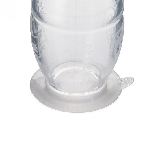 HAAKAA Silicone Breast Pump W/ Suction Base & Lid