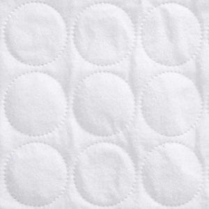 HALO Bassinest Mattress Pad - PinkiBlue