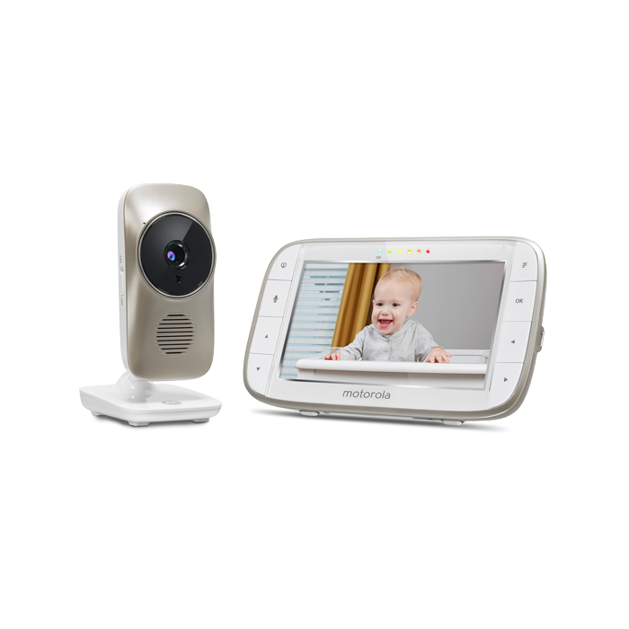 "MOTOROLA 5"" Video Baby Monitor W/ Wifi"