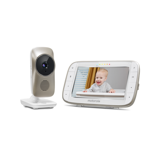 "Motorola - MOTOROLA 5"" Video Baby Monitor W/ Wifi - Available at Boutique PinkiBlue"