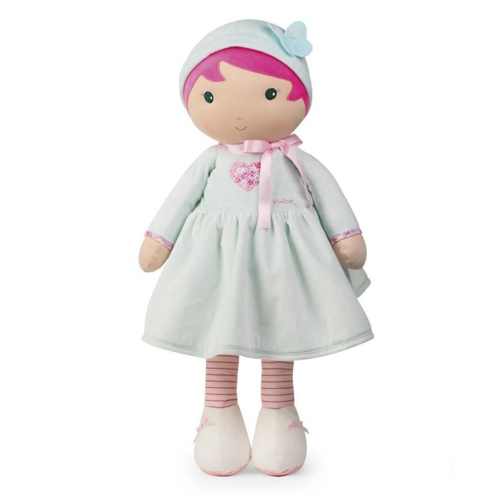 Kaloo - KALOO Tendresse Doll XL - Azure