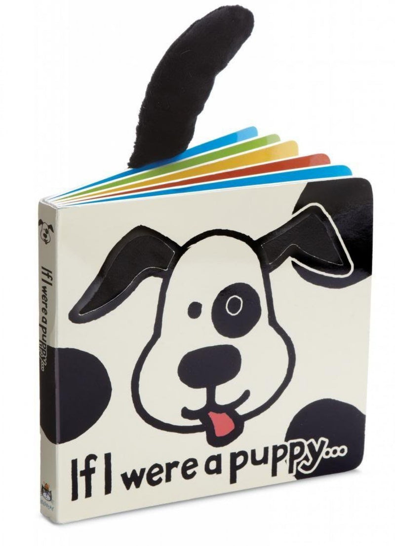 JellyCat - JELLYCAT Book If I Were A Puppy - Available at Boutique PinkiBlue