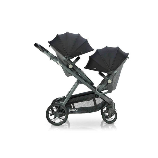 Joovy - JOOVY Qool Stroller (Double) - Available at Boutique PinkiBlue