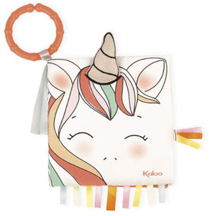 KALOO My Activity Book - The Happy Unicorn - PinkiBlue