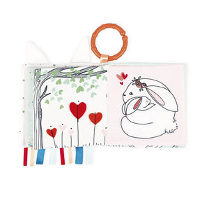 KALOO My Activity Book - The Rabbit In Love - PinkiBlue