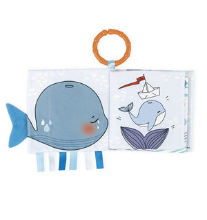 KALOO My Activity Book - The Sad Whale - PinkiBlue