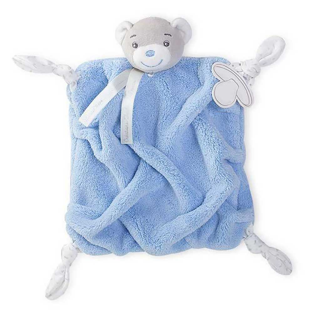Kaloo - KALOO Plume Doudou Bear - Available at Boutique PinkiBlue