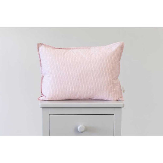 PinkiBlue - BOUTON JAUNE Pillow 12x16 - Liberty Collection - Boutique PinkiBlue