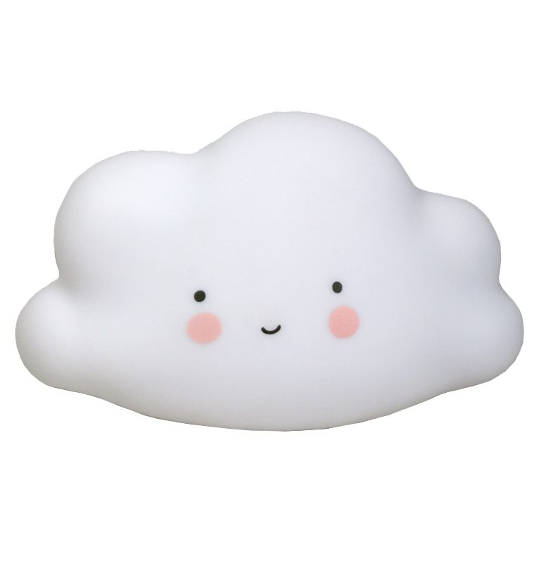 A LITTLE LOVELY COMPANY Little Night Light - Cloud