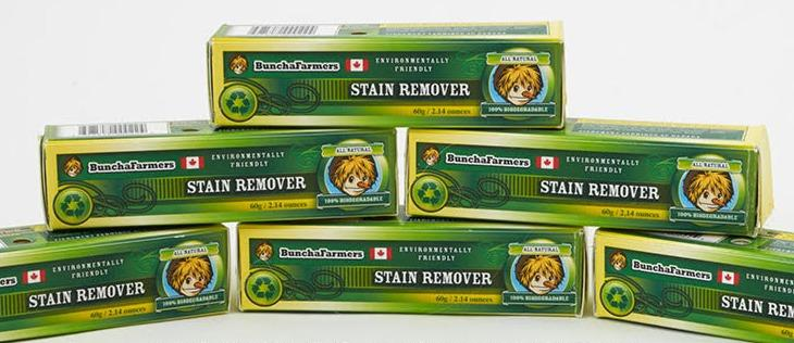 BunchaFarmers - BUNCHAFARMERS Stain Remover - Available at Boutique PinkiBlue