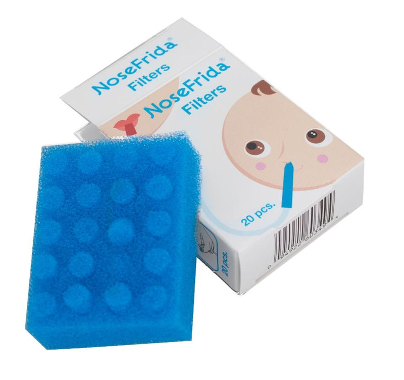 Fridababy - NOSEFRIDA Aspirator Filters - Available at Boutique PinkiBlue