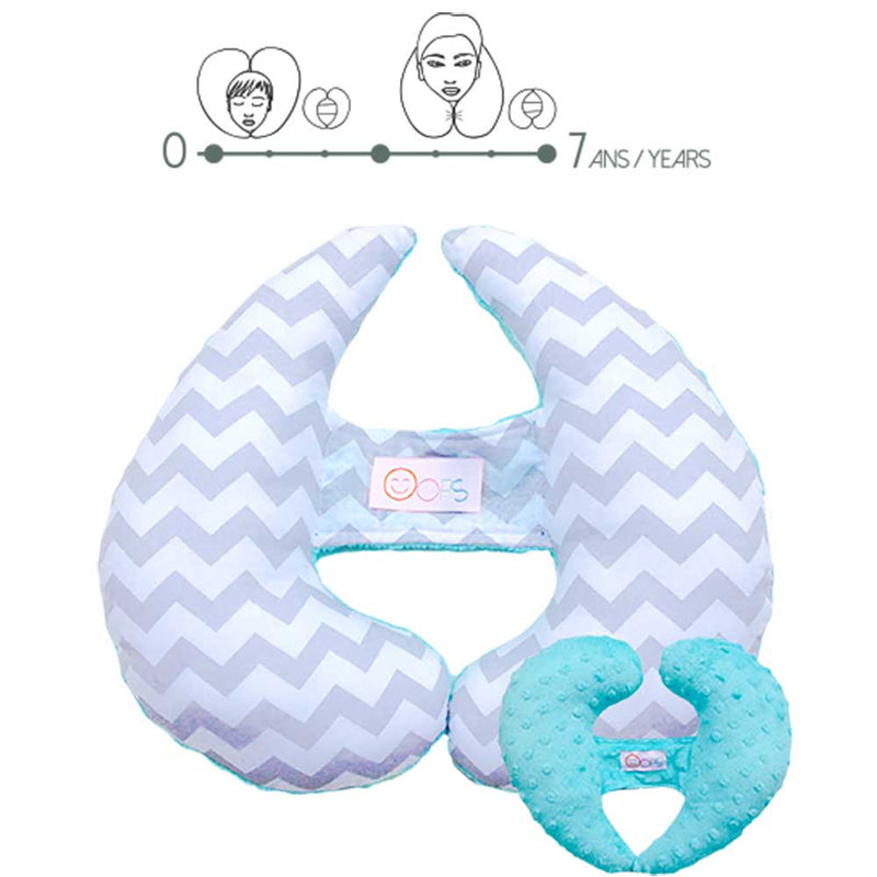 Oops - OOPS Head Pillow - Available at Boutique PinkiBlue