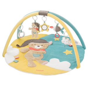 FEHN Activity Playmat- BRUNO - PinkiBlue