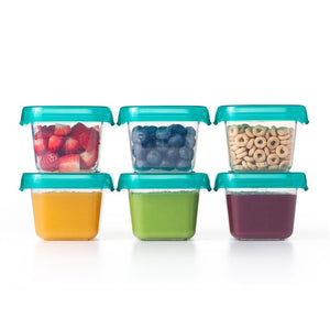 OXO Baby Blocks Containers - PinkiBlue