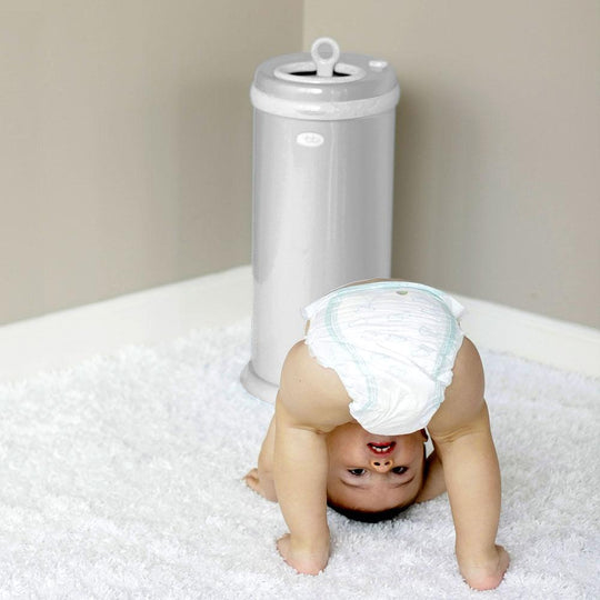 Ubbi - UBBI Diaper Pail - Available at Boutique PinkiBlue