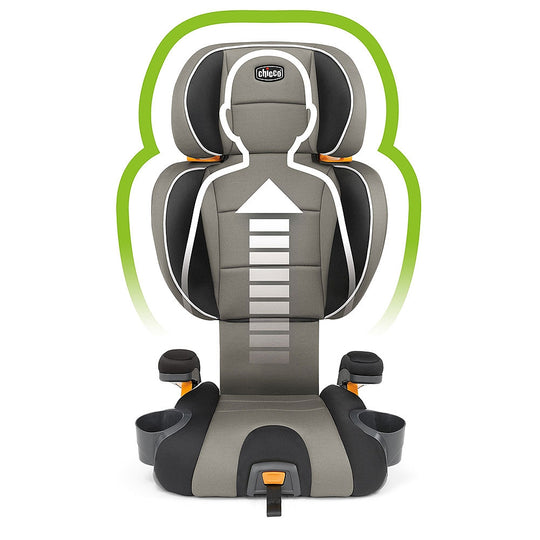 CHICCO KidFit 2-in-1 Belt-Positioning Booster Seat