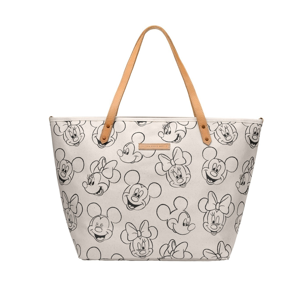 PETUNIA Downtown Tote Diaper Bag