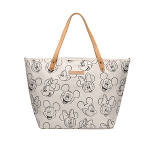 PETUNIA Downtown Tote Diaper Bag - PinkiBlue
