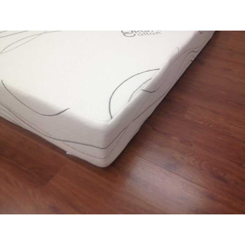 PinkiBlue - KOVARY MOD-CL Organic Cotton Mattress with Wool Cover - Available at Boutique PinkiBlue