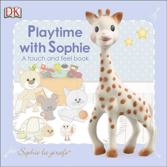 Sophie La Girafe - SOPHIE LA GIRAFE Playtime With Sophie - Available at Boutique PinkiBlue