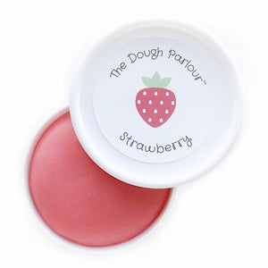 THE DOUGH PARLOUR Scented Modeling Dough - Strawberry - PinkiBlue
