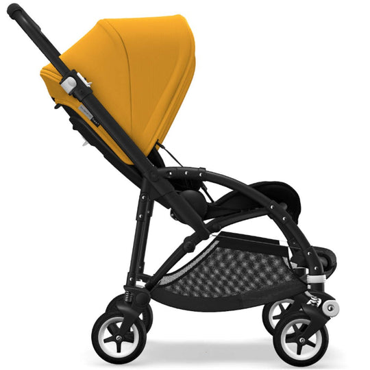 Bugaboo Bee5 Complete - Yellow/Grey Melange