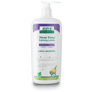 ALEVA NATURALS Sleep Easy Calming Lotion - PinkiBlue