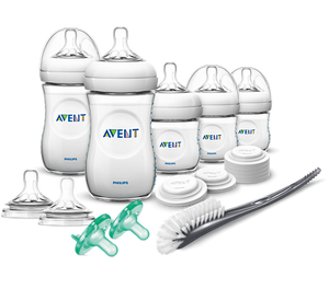 PHILIPS AVENT Natural Starter Set - PinkiBlue