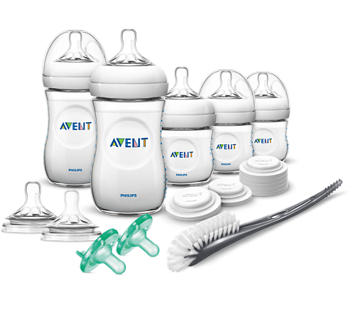 Philips Avent - PHILIPS AVENT Natural Starter Set - Available at Boutique PinkiBlue