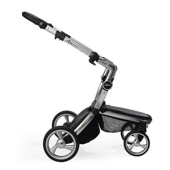Mima - MIMA Xari Stroller Frame - Available at Boutique PinkiBlue