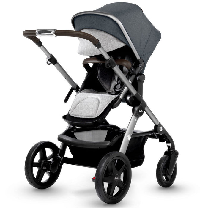 SILVER CROSS Wave Stroller - Slate