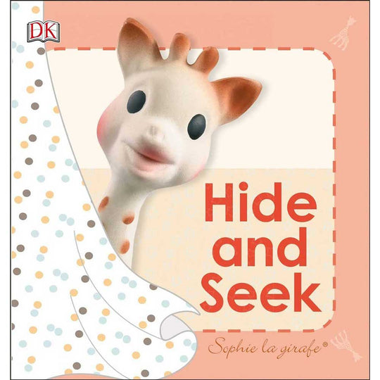 Sophie La Girafe - SOPHIE LA GIRAFE Hide And Seek - Available at Boutique PinkiBlue