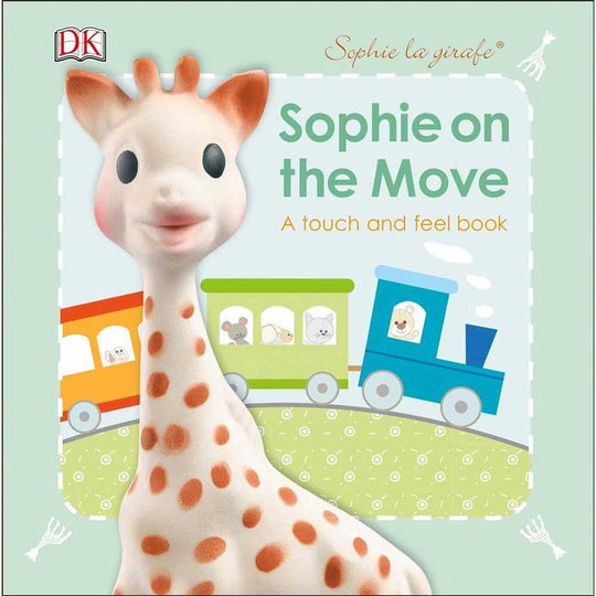 Sophie La Girafe - SOPHIE LA GIRAFE On The Move - Available at Boutique PinkiBlue