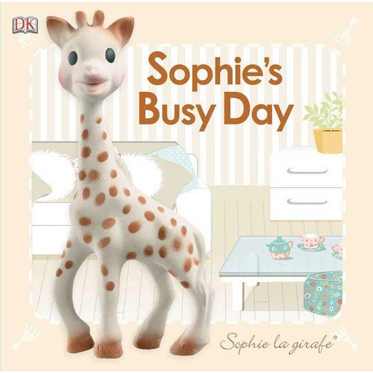 Sophie La Girafe - SOPHIE LA GIRAFE Sophie's Busy Day - Available at Boutique PinkiBlue