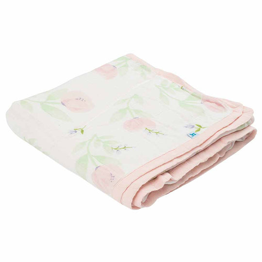 LITTLE UNICORN Deluxe Cotton Muslin Quilt