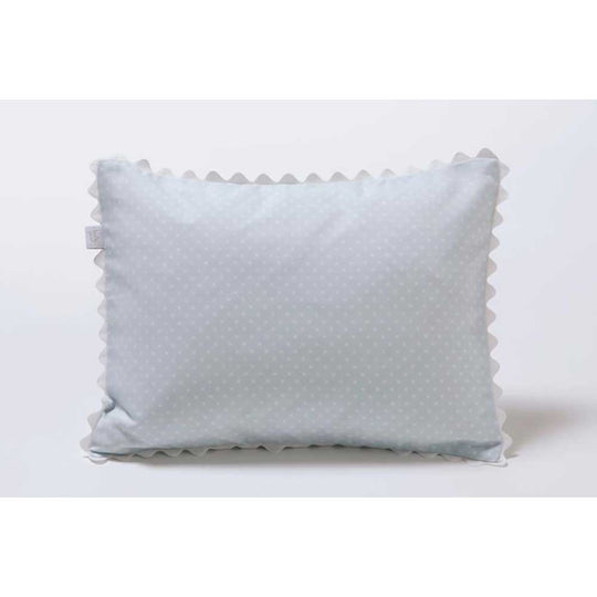 Bouton Jaune - BOUTON JAUNE Pillow 10x13 - Toi, Moi & Coco Collection