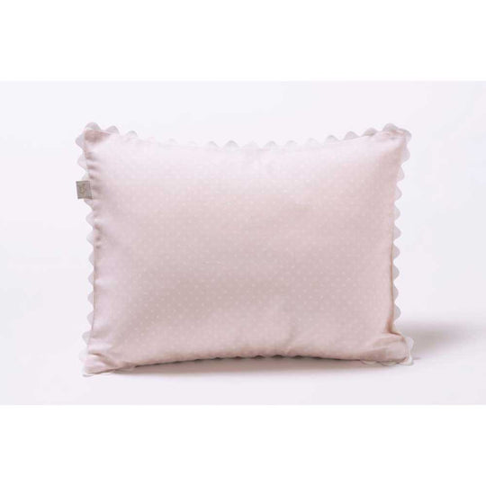 BOUTON JAUNE Pillow 10x13 - Toi, Moi & Coco Collection