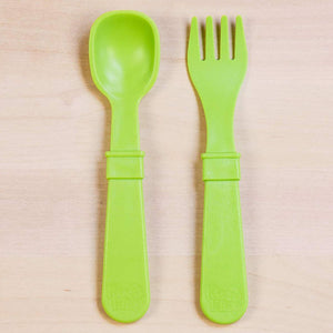 RE-PLAY Fork - Assorted Colors - PinkiBlue