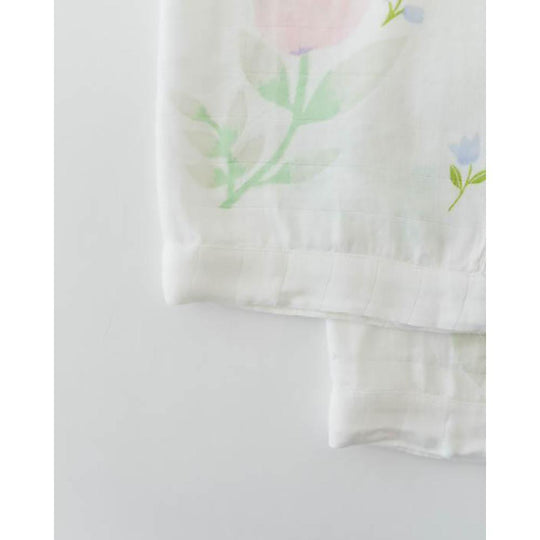 Little Unicorn - LITTLE UNICORN Deluxe Muslin Security Blanket 2Pack - Available at Boutique PinkiBlue