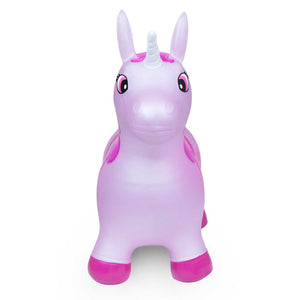 WADDLE Bouncy - Pink Starshine Unicorn - PinkiBlue