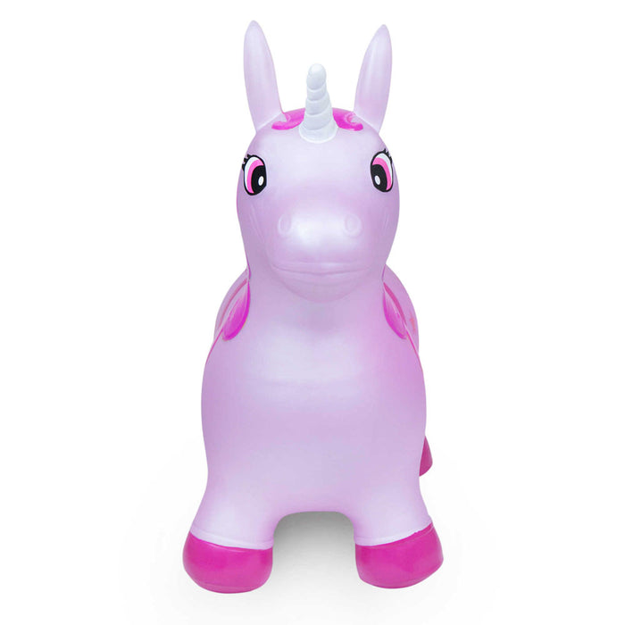 WADDLE Bouncy - Pink Starshine Unicorn