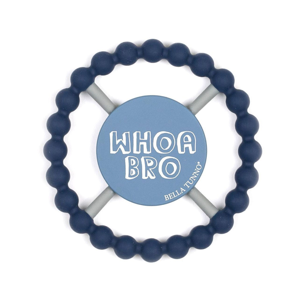 BELLA TUNNO Happy Teether - Whoa Bro