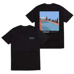 HEALTH POOL BLACK T-SHIRT