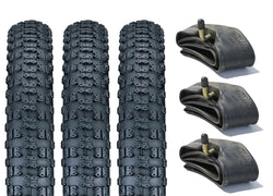 Out n About Nipper Pram Tyre & Inner Tube Set of 3 (Chunky)