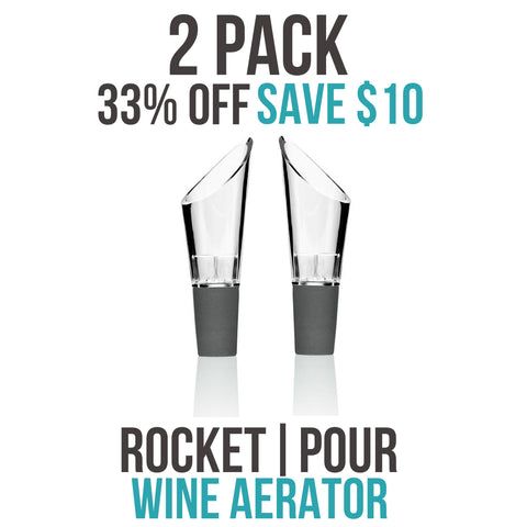 Rocket | Aerator - 2 Pack