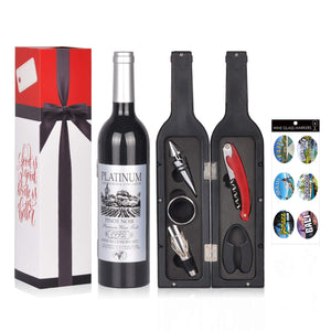 The Perfect Wine Lovers Gift 5pc Set